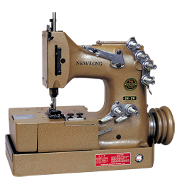 DN-2W in industry sewing machine(twin-seam bag sewing machine head)