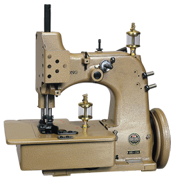 HR-2A in industry sewing machine(bag overedging machine head)