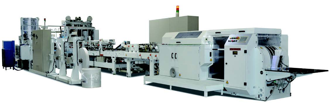 This is Shopping Bag Making Machine