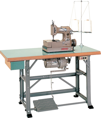 TABLE,STAND & MOTOR (TSM) for sewing machine heads