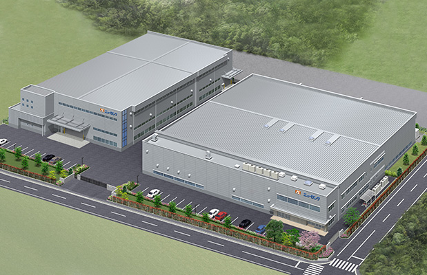 Newlong Kashiwa Co.,Ltd