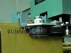 Code printer (NP-1), (option)