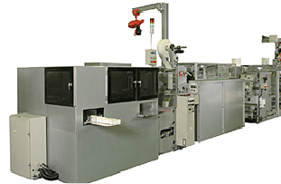 ROLL FED TYPE SOS BAG MAKING MACHINE