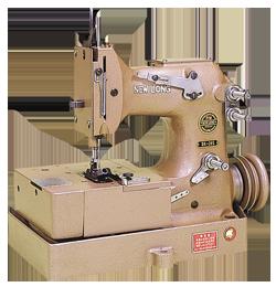 工業用ミシンの製袋用ミシンのDN-2HS(製袋用ミシン)