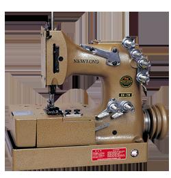 工業用ミシンの製袋用ミシンのDN-2W(本針製袋用ミシン)