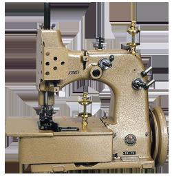 工業用ミシンの製袋用ミシンのDR-3A(麻袋用袋縫ミシン)