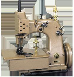 工業用ミシンの製袋用ミシンのHR-4A(カーペット用ヘラクレスミシン)
