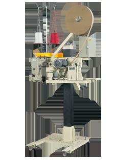 工業用ミシンの袋口縫ミシンのA1-PB(DS-9C)+CP4900/A1-PB(DS-9C)+CM4900-3(A1-PBシリーズ(自動挿入装置付))