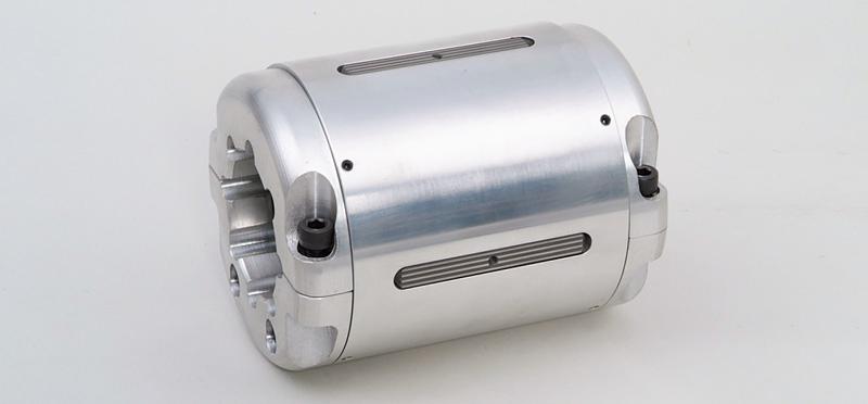 加工機器用のエアーシャフトアダプター