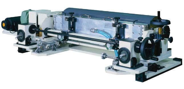 加工機器用のフレキソコーターユニット