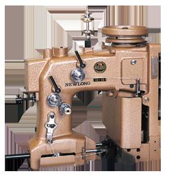 工業用ミシンの袋口縫ミシンのDS-2(II)(糸切りカッター(はさみ式)内蔵ミシン頭部)