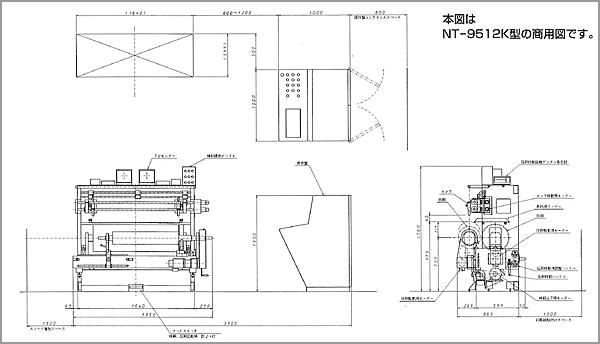 フレキソ刷版貼り込み校正機02