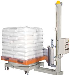 重袋用機器の重袋用包装関連機器