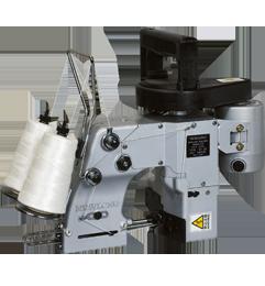 工業用ミシンの袋口縫ミシンのNP-3II(ポータブル袋口縫ミシン)