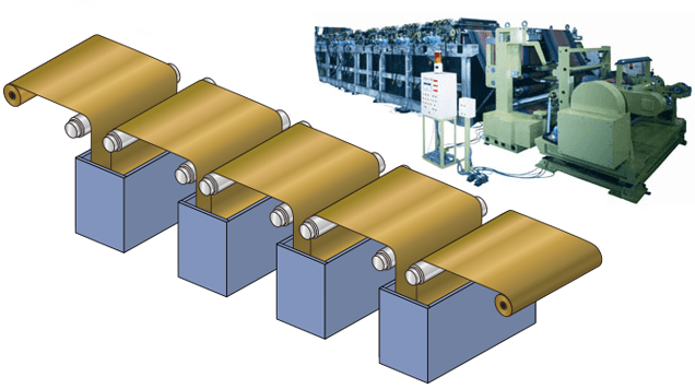 加工機器用の表面処理機