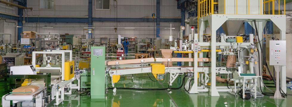 ニューロングの工場