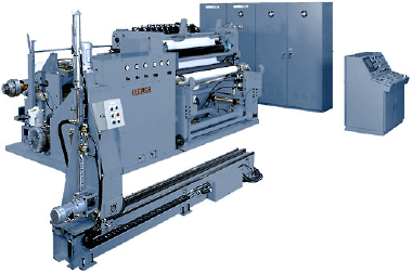 加工機器用のKシリーズKD・K標準・1軸センタードライブスリッター