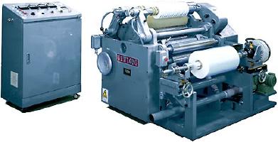 加工機器用のKシリーズKD・KDC・2軸センタードラムスリッター